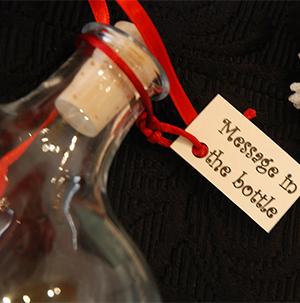 Poklon za dan zaljubljenih - Poruka u boci