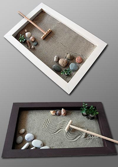 Poklon za muža - Zen bašta