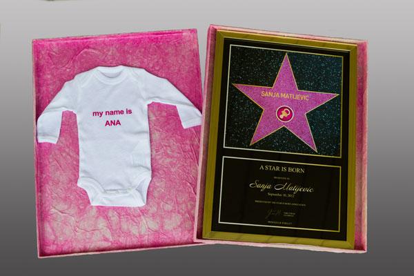 Poklon za rođenje deteta